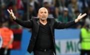 """随着希望的消退,阿根廷教练要求""""宽恕""""俄罗斯世界杯"""